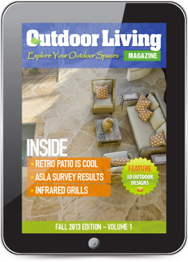 Welcome to Outdoor Living Magazine!